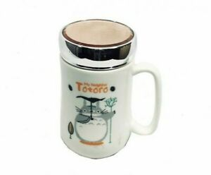 Japanese Totoro mug ceramic water cup with lid with box -3 type