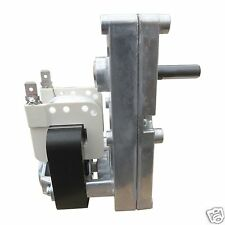 Pellet Stove Fireplace 1 RPM Clockwise Auger Motor  [XP7000]   -Whitfield/Lennox