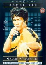 GAME OF DEATH 2 DISC HKL MARTIAL ARTS HK KUNG FU HONG KONG CHINESE OOP BRUCE LEE