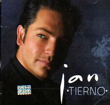 JAN Tierno 2008 CD con exitos y mas New & Sealed actor y cantante de DKDA