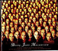 BEING JOHN MALKOVICH - Original Soundtrack - 1999 UK 21-track CD - FREE UK P+P