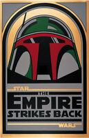 Star Wars: Episode V - The Empire Strikes Back (1980) movie poster print 4
