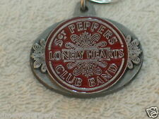 Sgt. Peppers Lonely Hearts Club Band Keychain Key Fob