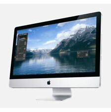 "APPLE IMAC 27"" POWERFUL 1TB HDD 4GB QUAD CORE i7 3.4GHZ MAC OS HIGH SIERRA SALE"