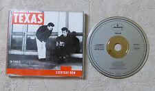 "CD AUDIO INT/ TEXAS ""EVERYDAY NOW""  CD MAXI-SINGLE  RARE 1989 MERCURY"