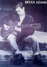 Bryan Adams - Gitarre Musik Poster Plakat Druck