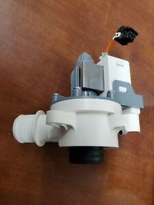 New GE Drain Pump WH23X28418
