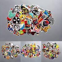200 Stück Graffiti Sticker Vinyl Aufkleber Skateboard Snowboard Laptop Sticker