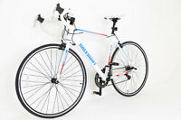 700C ALLOY HYBRID ROAD RACING BIKE BICYCLE SHIMANO 14 SPEED