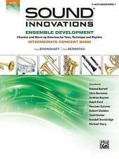 Sound Innovations for Concert Band -- Ensemble Development: E-Flat Alto Saxophon
