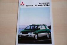 208387) Mitsubishi Space Wagon Prospekt 09/1997