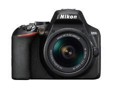 Cámara Digital Nikon D3500 CMOS de formato DX 24.2MP Wif + Lente 18-55mm Nikkor AF-P