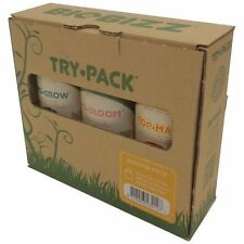 Biobizz bio bizz Try Pack Try-pack Trypack indoor fertilizzanti fertilizer g