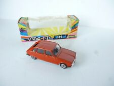 Norev jet car 841  Renault 16 TX serie P Red in mint original In Box