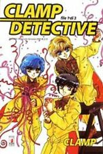 manga STAR COMICS CLAMP DETECTIVE  COMPLETA 1/3