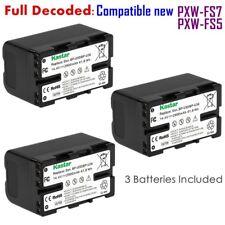 BP-U30 Battery for Sony PMW-EX3R PMW-EX160 PMW-EX260 PMW-EX280 PMW-F3 PMW-F3K