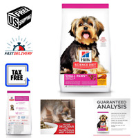Hill's Science Diet Dry Dog Food Adult Small Paws for Small Breeds High Quality