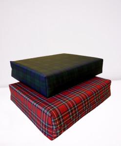 Deep Pressure Relief Memory Foam Wheelchair Cushion Seat Pad waterproof cover