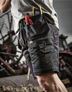 Dickies Redhawk Pro Shorts Work Wear Cargo Pants Mens Tough Shorts (WD802)