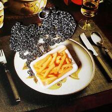 Unique fatti a mano parte della collana con chips patatine fritte FAST FOOD IN MINIATURA Cool