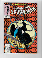 THE AMAZING SPIDER-MAN #300 - Grade 5.0 - First full appearance of VENOM!