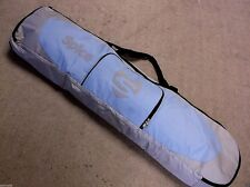 "SNOWBOARD BAG,  ""SPICE"" DOUBLE PADDED, 150cm wheeled w/center INSIDE pocket"