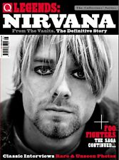 Q Legends The Collectors' Series  Nirvana From The Vaults. Definitive Story