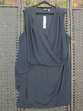 DKNYC Little Black Dress 2X 18 20 BNWT US$139.50