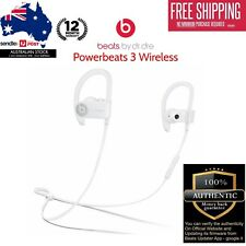 GENUINE Beats by Dr Dre Powerbeats 3 Wireless Bluetooth in-ear headphones WHITE
