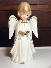 Vintage Norleans ceramic angel figurine Made in Japan