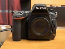 Nikon D750 24.3MP DSLR Camera Full Frame in scatola (solo corpo + Batteria & caricabatteria)