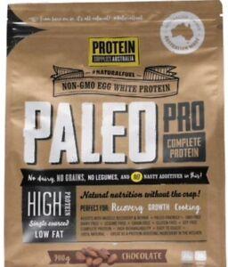 Protein Supplies Australia PaleoPro Egg White Chocolate - 900g | Bulk Paleo Pro