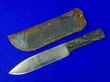 US WW2 MARLENE Cutlery Fighting Knife w/ Sheath