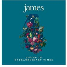 James - Living in Extraordinary Times - New CD Album - Released 03/08/2018