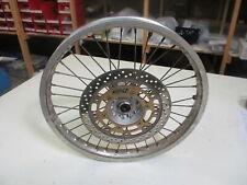 2. SUZUKI DR 800 S BIG SR43B Felge vorne Vorderrad 1,85 x 21 Zoll wheel rim fron