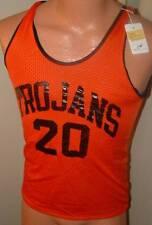 Arcanum Trojans screened Basketball jersey # 20 small