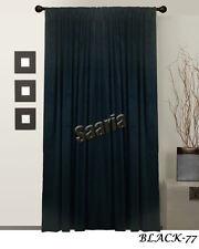 Custom Size Velvet Panels Stage Backdrop Drapery Window Treatment Display decor