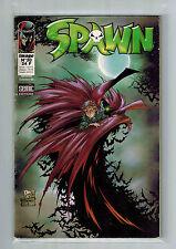 Comics Spawn Semic numéro 30 sous pochette plastique