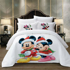 Mickey Mouse Cover Duvet Cover Set Twin Full Queen King Size Bedding Set