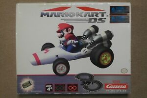 NIB Mariokart DS Carrera Racing System 62185 Mario Kart Toy Age 4+ New in Box
