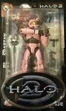 Halo 2 Exclusive Pink Spartan Figure With Sword Limited to 2000