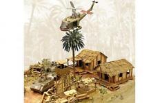 Italeri 1:72 Vietnam War Battle Set