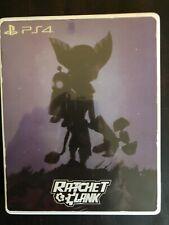 Ratchet & Clank Steelbook - NEU - Custom - ohne Spiel