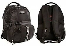Jeep Backpack Rucksack College A4 Travel Bike Laptop Black Lightweight Ph 802