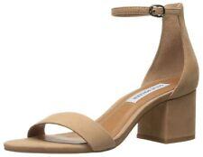Steve Madden Irenee Heeled Dress Sandal Tan UK 6 US 8.5
