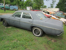 67-72 BUICK SPECIAL TEMPEST OLDS LEFT DRIVER SPINDLE KNUCKLE DRUM BRAKES