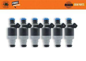 6pcs OEM Rochester Fuel Injectors for Isuzu Trooper, Rodeo & Honda Passport 3.2L