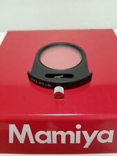 Mamiya 645 pro / TL Gelatine Filter Ring für APO 300mm objektiv