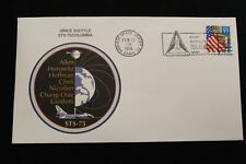 SPACE COVER 1996 SLOGAN CANCEL STS-75 SHUTTLE COLUMBIA DEPLOY TSS-01 (139)
