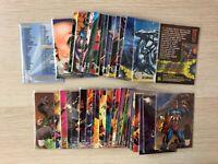 Amalgam trading cards single base cards by Skybox 1996 (90) DC Comics and Marvel